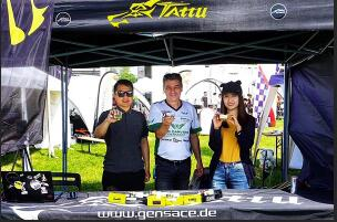Tattu FPV racing event